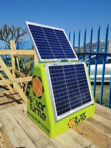 Juro Solar Powered Phone Charging Briefcase 13