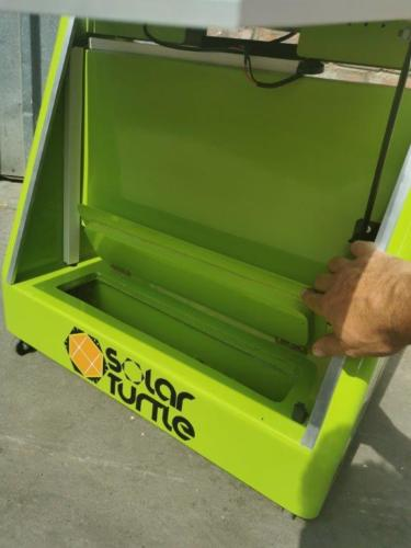 Juro Solar Powered Phone Charging Briefcase 3