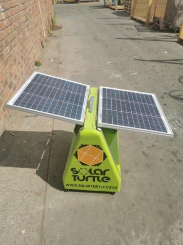 Juro Solar Powered Phone Charging Briefcase 2
